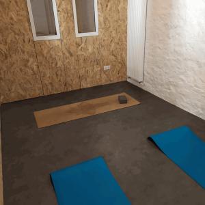 Petite salle de yoga location Compiègne